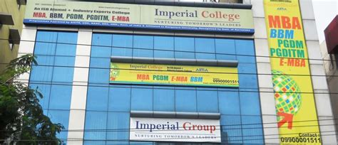 Imperial College Mba Review by Imperial College Of Business Studies Icbs Bangalore
