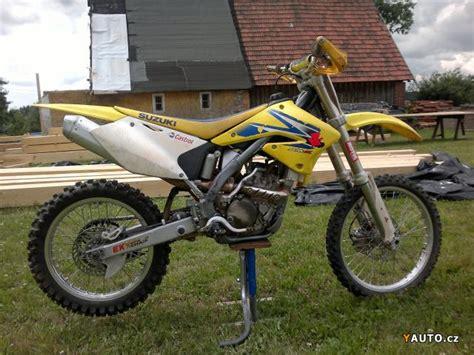 2006 Suzuki Rmz 250 Prod 225 M Suzuki Suzuki Suzuki Rmz 250 Rv 2006 Prodej Suzuki