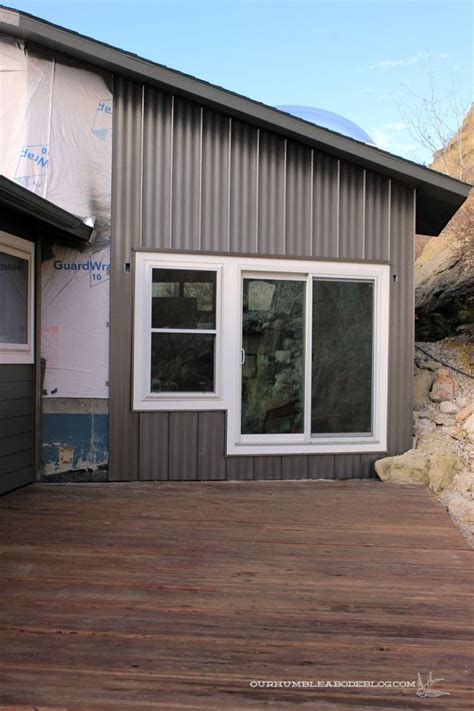 houses with metal siding 25 best ideas about steel siding on pinterest board and batten cladding modern
