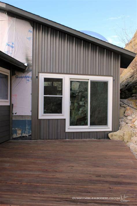 house metal siding 25 best ideas about steel siding on pinterest board and batten cladding modern