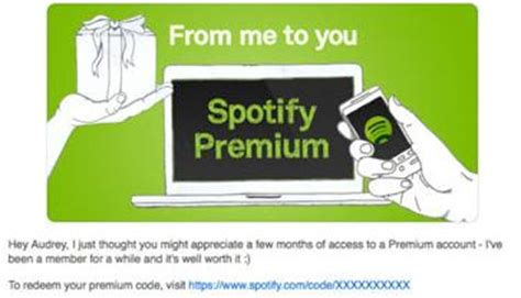 Spotify Premium Gift Card - get spotify gift card