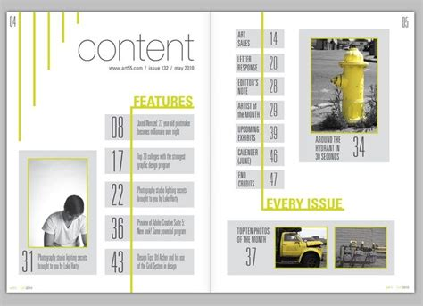 yearbook layout exles 158 best images about yearbook table of contents on