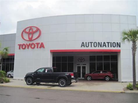 Autonation Toyota Service Autonation Toyota Pinellas Park Car Dealership In Pinellas