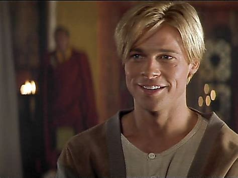 brad pitts haircut in seven brad pitt s career in 10 hairstyles which is your