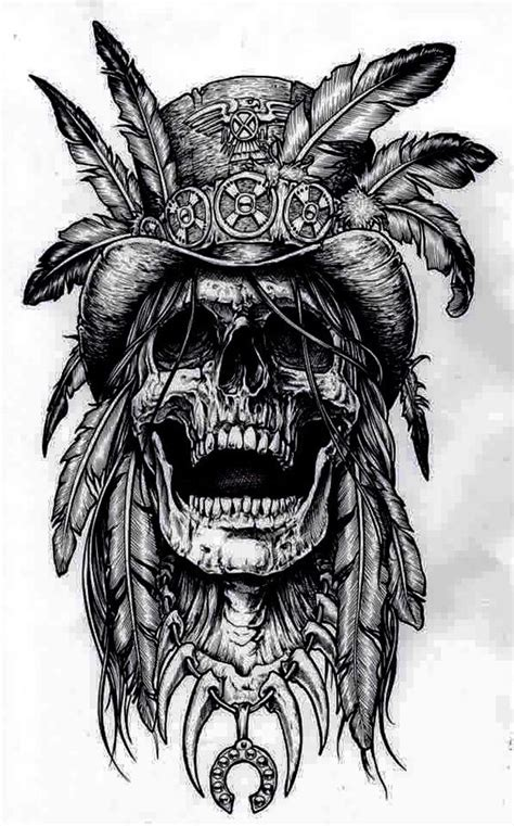 black skull tattoo designs 178 skull tattoos designs ideas for tattooset