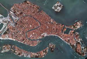 aerial maps venice aerial map venice italy mappery