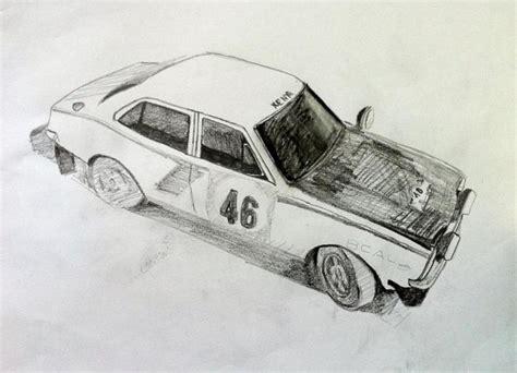 mitsubishi lancer drawing mitsubishi lancer 1600 gsr rally car 1974 types drawings
