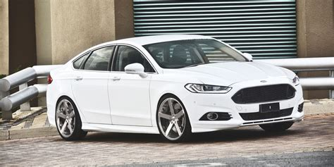 2014 ford fusion custom 2014 ford fusion custom wheels pictures to pin on