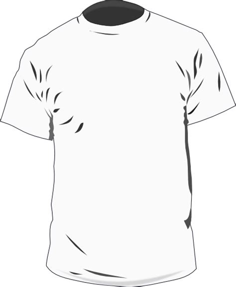 t shirt vector template free vector 4vector
