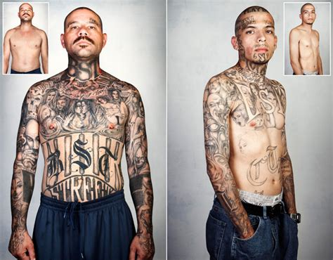 free tattoo removal for ex gang members former members get tattoos digitally removed