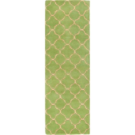 Green Runner Rug Safavieh Chatham Green 2 Ft 3 In X 5 Ft Rug Runner Cht935b 25 The Home Depot
