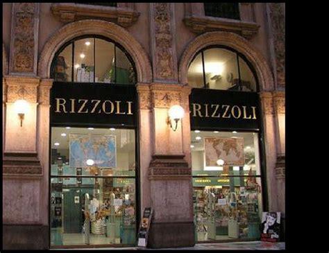 libreria rizzoli galleria vittorio emanuele galleria gallerialesaledelre