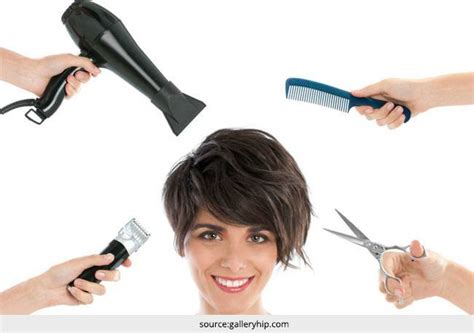 getting a haircut female styled what woman must know before getting a haircut