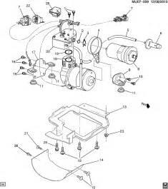 Pontiac Montana 2004 Parts Pontiac Montana Level Compressor Automatic