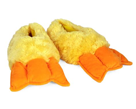 yellow slippers duck slippers yellow duck slippers