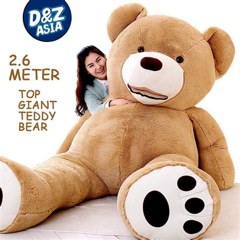 Boneka Stitch Uk L oversize plush teddy bears american plush toys