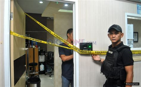 Cctv Kantor cctv di kantor kemenhub jadi petunjuk polisi okezone news