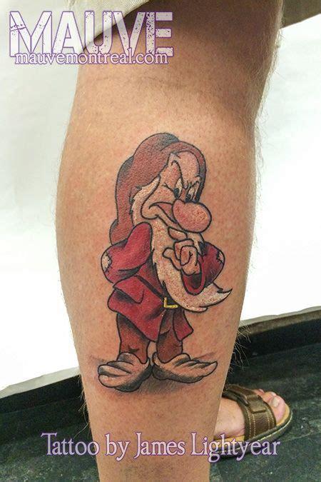 cartoon tattoo artist montreal 14 best grumpy images on pinterest snow white grumpy