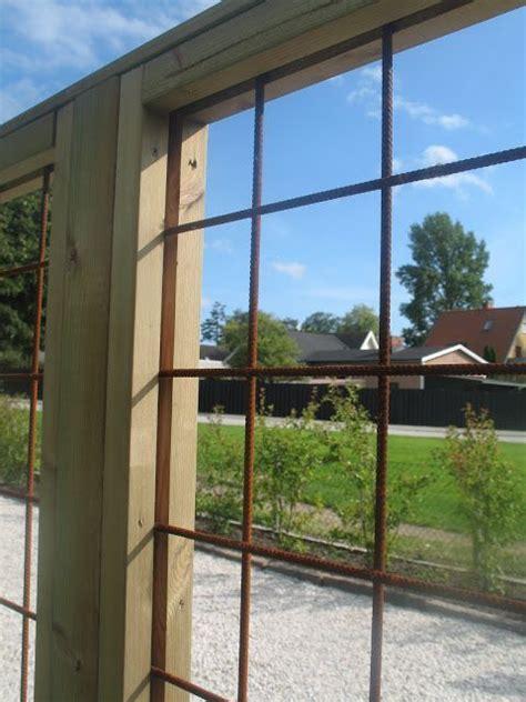 Treillis De Cloture by Cl 244 Ture Bois Treillis 224 B 233 Ton Jardin Bricolages