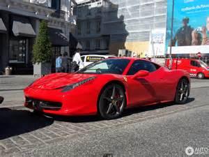 Color Suggestion ferrari 458 italia 9 september 2016 autogespot