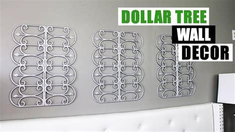 diy dollar tree home decor diy dollar tree wall decor diy glam home decor youtube