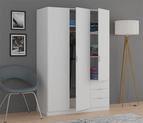 armario ropero armario ropero tres puertas y tres cajones armario