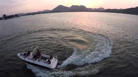 speed boat udaipur bayliner speed boat adventure in lake fatehsagar udaipur