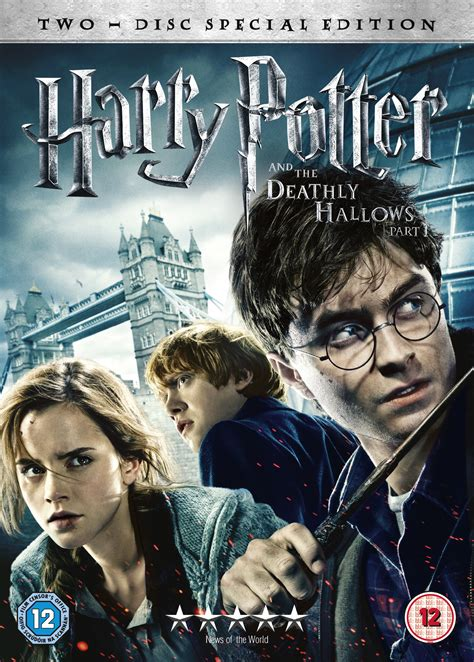 Dvd Harry Potter And The Deathly Hallows Part 2 harry potter and the deathly hallows part 1