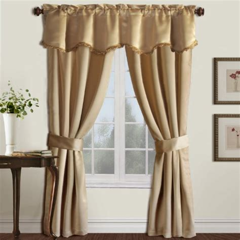 curtain sets sale best cheap gold 5 pc blackout curtain sets online