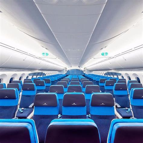 Klm Airlines Economy Comfort by The New Economy Comfort Class In Our Boeing 787