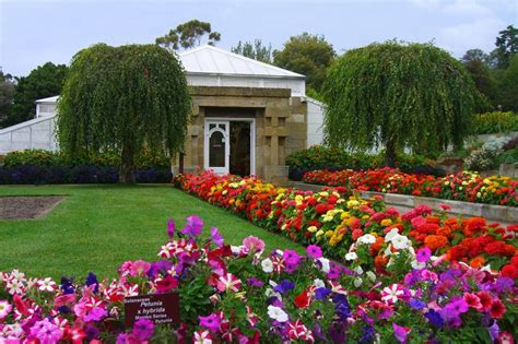 Hobart City Tour Royal Botanic Gardens Hobart