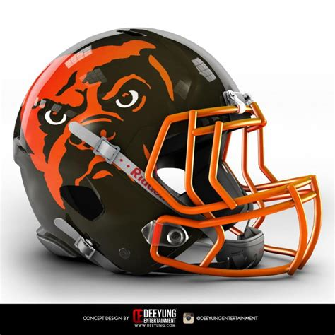 concept design nfl helmets alternate football helmets concept by dee yung sneakhype