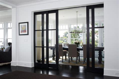 Houzz Dining Room Office Door Dilemma For Kitchen Office Space