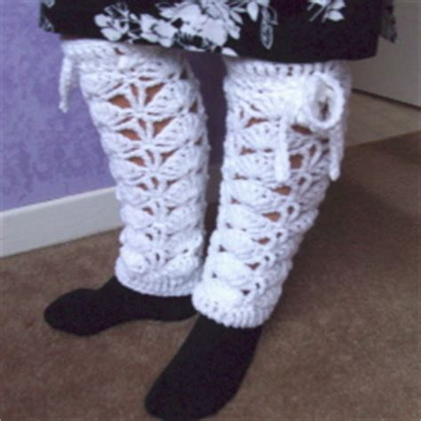 stirrup leg warmers knitting pattern more leg warmers to crochet 7 free patterns