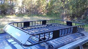 curt roof rack w extension pic heavy jeep forum