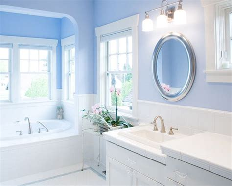 light blue bathroom paint serene blue bathrooms ideas inspiration
