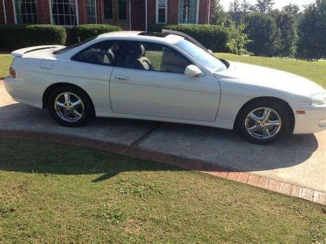 used lexus coupe purchase used 1999 lexus sc400 base coupe 2 door 4 0l in