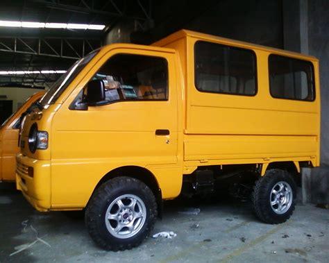 Suzuki Scrum Suzuki Multicab Manila Car Interior Design