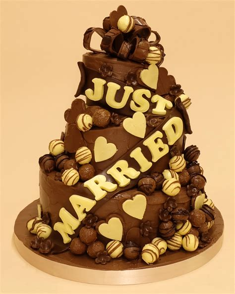 Wedding Chocolate Cakes by Buy Chocolate Wedding Cakes And White Chocolate Wedding