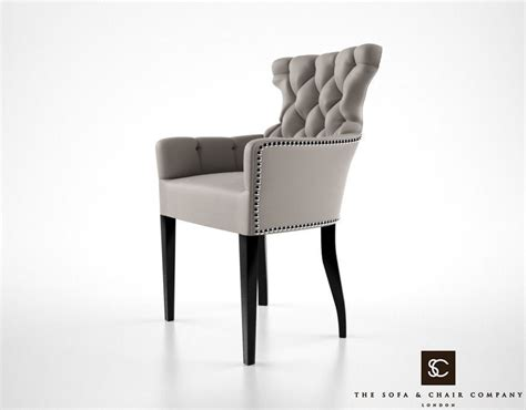 the sofa and chair company guinea dining chair 3d model