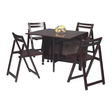 space saving dining table dining table space saving dining table set