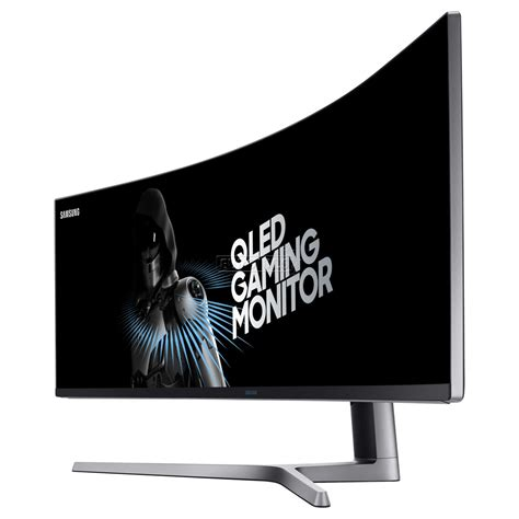 Samsung Qled Monitor 49 Quot Curved Qled Monitor Samsung Lc49hg90dmuxen