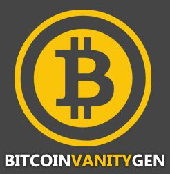 bitcoinvanitygen bitcoin vanity address generator