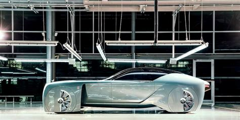 rolls royce concept car rolls royce vision 100 concept car photos business insider