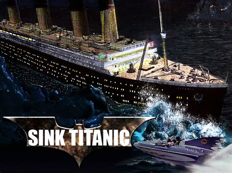 when did the titanic sink pin the titanic about to sink on pinterest