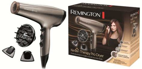 Hair Dryer Keratin remington ac8000 keratin therapy pro hairdryer review