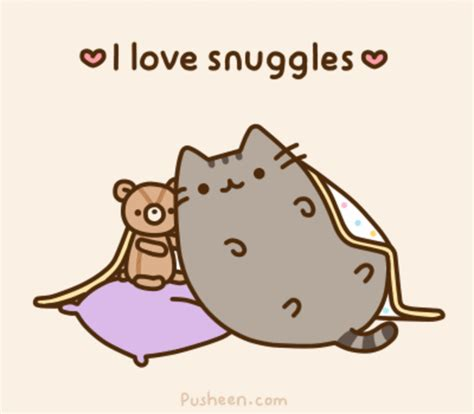 image 383570 pusheen know your meme
