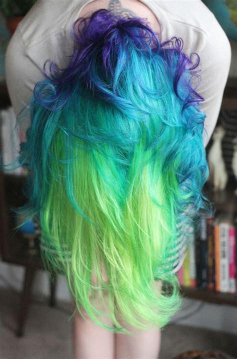 pastel rainbow hair rainbow pastel hair is a new trend among women bored panda