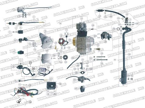 roketa atv wiring schematic roketa free engine image for
