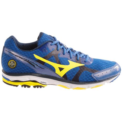 mizuno wave rider 17 running shoes mizuno wave rider 17 running shoes for 8556w save 53